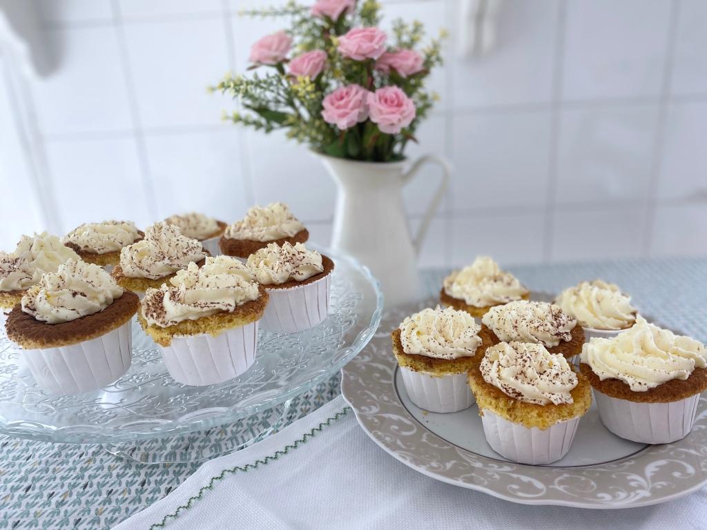 Cupcake-de-tiramisu