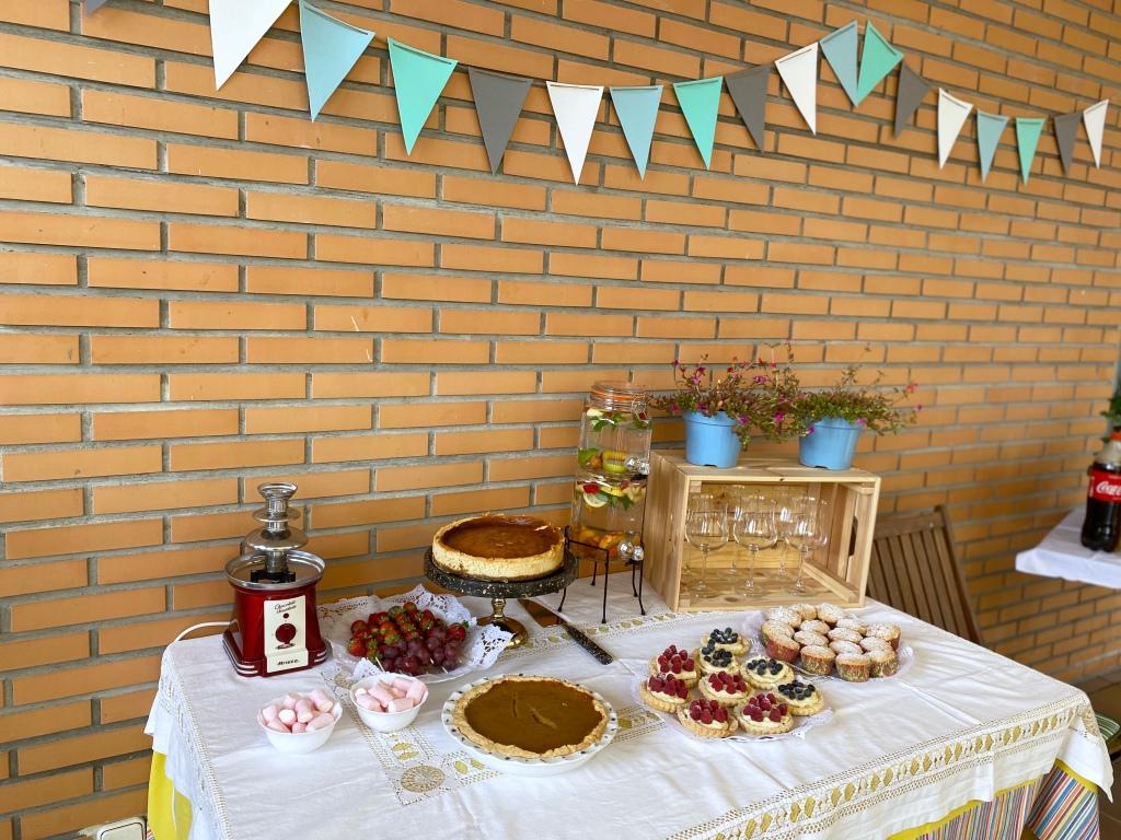 Mesa-dulce-bautizó